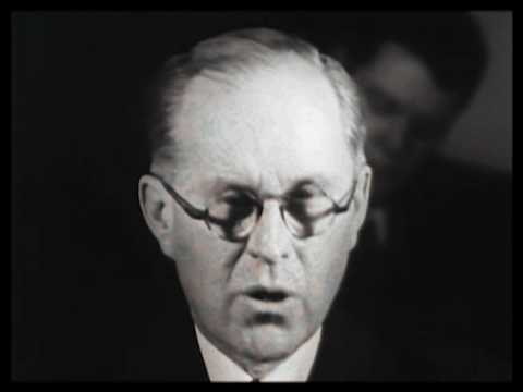 Joseph P. Kennedy speaks on lend lease