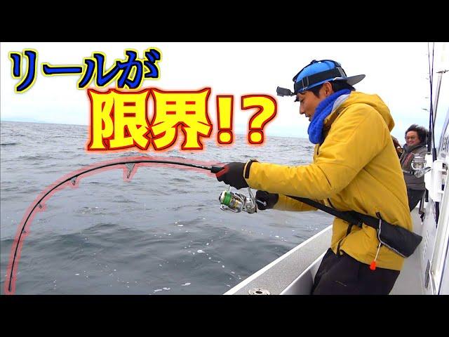 謎の魚との格闘でリールが限界を迎えたようです【料理もあるよ!】