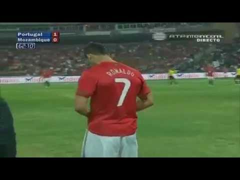 Cristiano Ronaldo Vs Mozambique By CR7RM