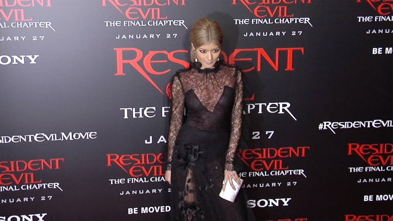 Resident Evil The Final Chapter Premiere In