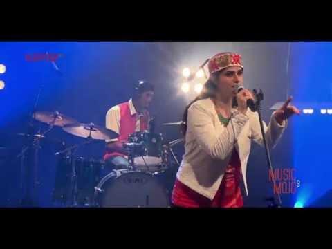 Duma Dum Mast Qalandar - Aabha Hanjura & Sufistication - Kappa TV