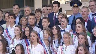 Большинство выпускников планируют продолжить обучение в Калининграде