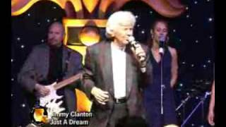LMHOF member Jimmy Clanton performs Just A Dream at LMHOF Legends LIVE!