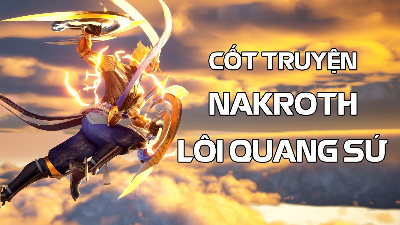 Truyện tranh   Tại sao Nakroth Lôi quang sứ phản bội sư môn?