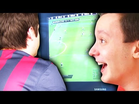 FIFA 14 TOTS - HUUUGE REVENGE PRANK!!!!