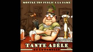 Tante Adèle et la famille - La condition bovine