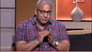 بالفيديو.. بيومي فؤاد يعترف: «طول عمري طالب فاشل»