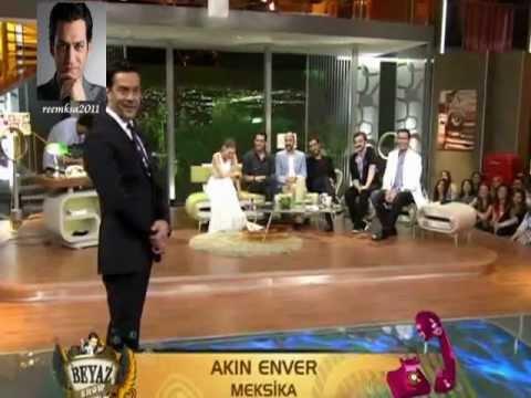 Murat Yıldırım ve Aslı Enver - Beyaz Show 25 Mayıs 2012 (Programda en güzel anları )