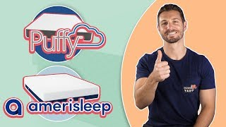 Puffy Vs Amerisleep Review | Mattress Comparison Guide (2019) Reviews