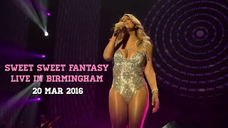 hd mariah carey sweet sweet fantasy tour full show from front row