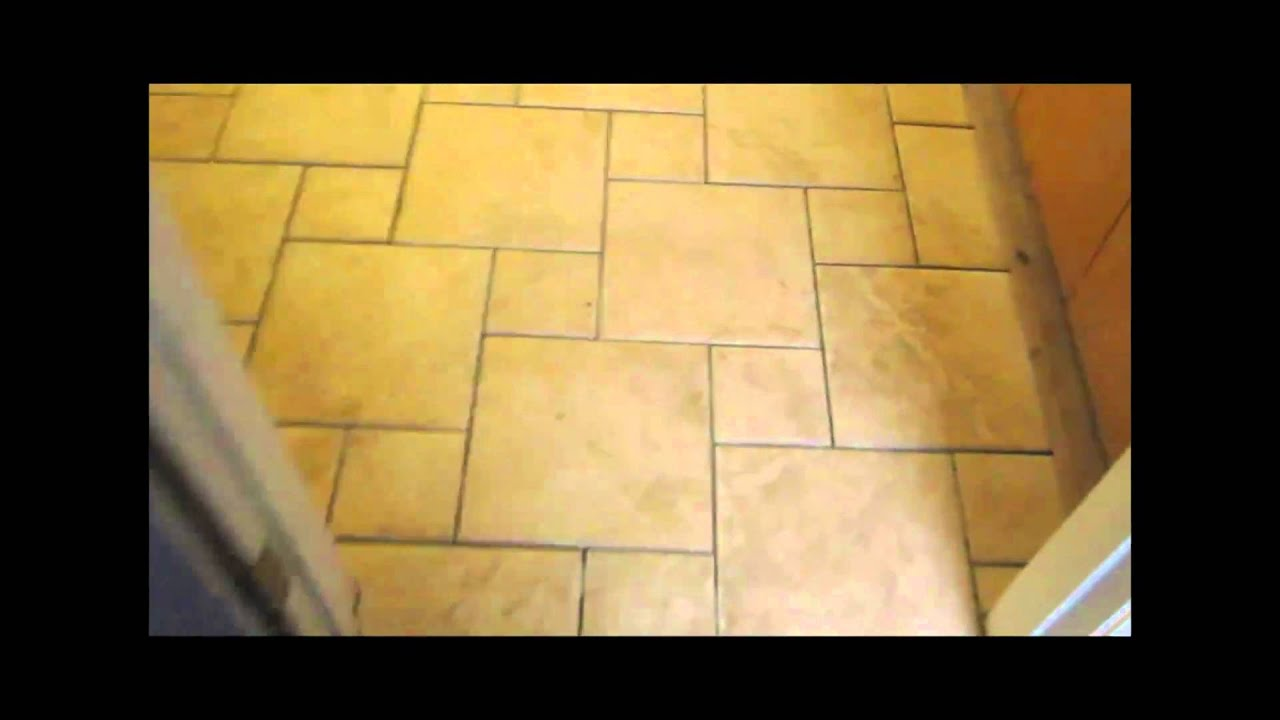 Pinwheel Or Hopscotch Ceramic Tile Floor Youtube