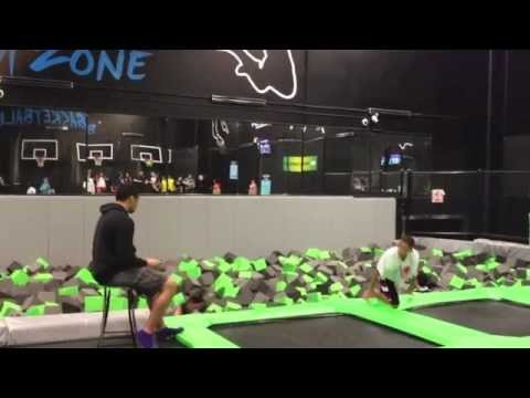 extreme trampolining richmond bc trampoline airpark. Black Bedroom Furniture Sets. Home Design Ideas