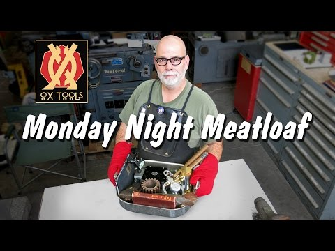 Monday Night Meatloaf 102