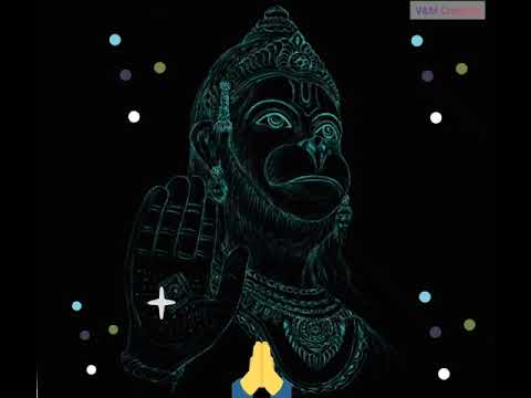 status#video//hanumaan gatha//jay hanumaan