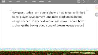 How to hack dream leauge soccer . get unlimited coins, player development and stadium