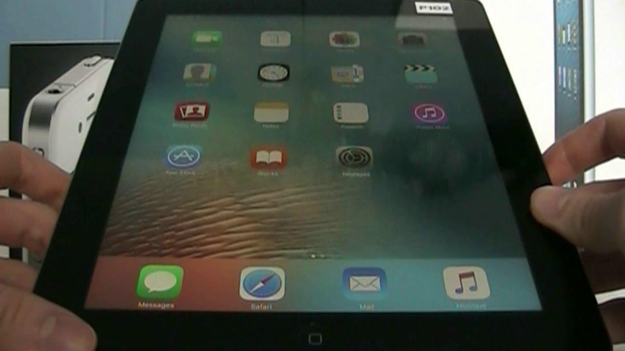 Home Screen Glitch in iOS 9 2 1 Setup app - iCloud Locked iPad 4 (P102AP)