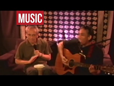 """Joey Ayala - """"Karaniwang Tao"""" Live! with Jim Paredes"""