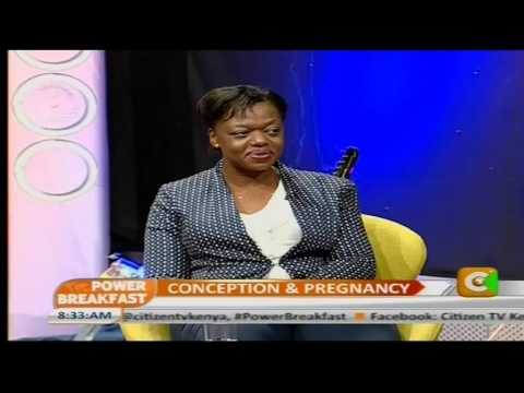 Power Breakfast Interview - Conception And Pregnancy