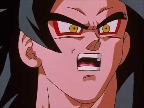 """Son Goku: """"Ti que hostia miras vello"""" (Galego)"""