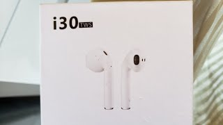 i30 tws Clone Airpods reviewвњЊ