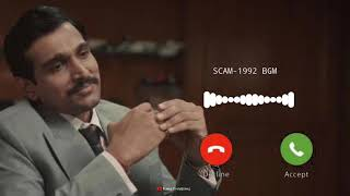 Scam-1992 Theme Music Ringtone(Official) Achint