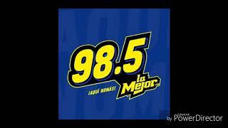XHBH-FM ID LA MEJOR FM 98.5 FM HERMOSILLO SONORA (2019)