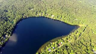 DJI Mavic Air Drone Anawanda Lake Video