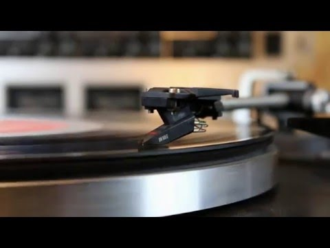 old record turntable resurrection