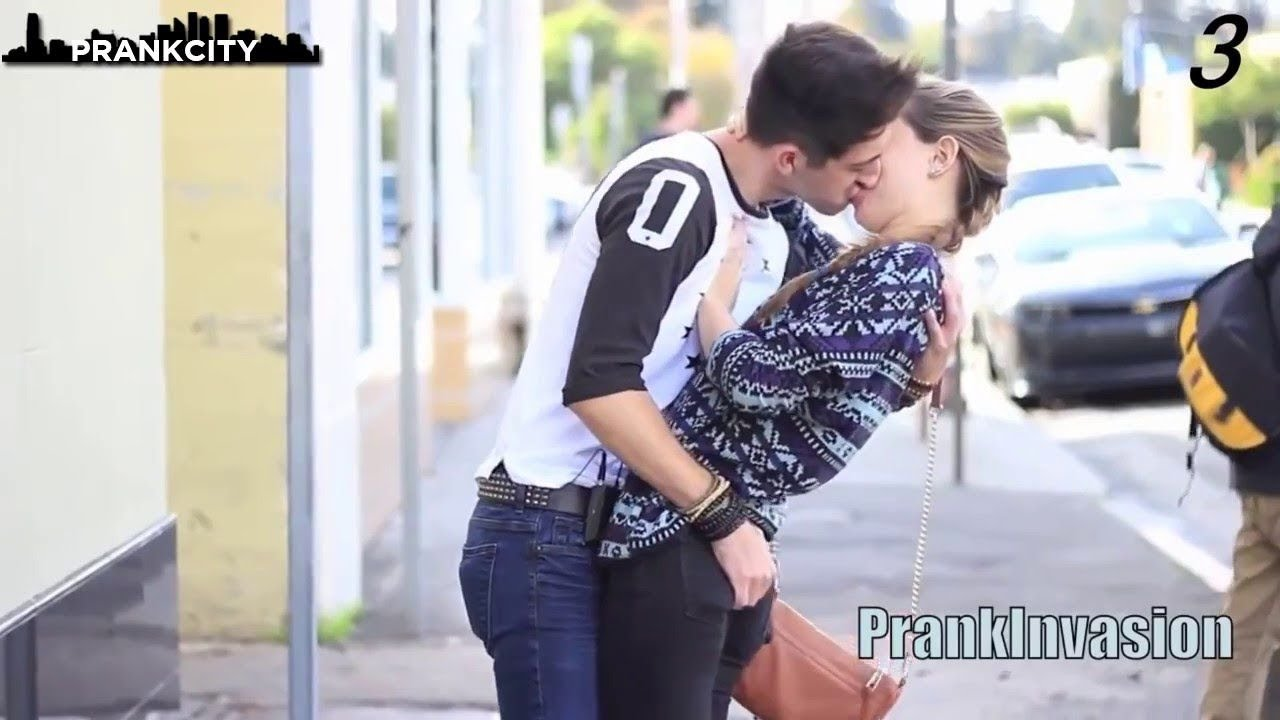 Ultimate Kissing Prank Compilation GONE EXTREAMLY WILD
