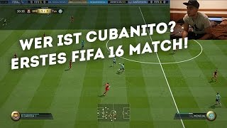 Wer ist Cubanito? Erstes FIFA 16 Ultimate Team Skill Match