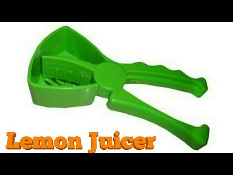 Unboxing Lemon Juicer ~ Pemeras Jeruk Manual ~ lemon & orange squeezer