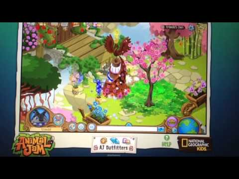 Animal jam 5th birthday cake how to make it bigger YouTube