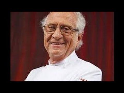 Chef Michel Roux - BBC Interview & Life Story - 2* Michelin Star Waterside Inn Bray / Le Gavroche