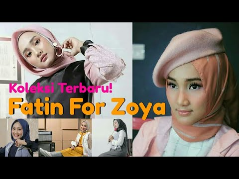 Koleksi Terbaru Fatin - Fatin For Zoya! Cantik Banget + Mantap Lagunya!Viral 2019,Video Trending