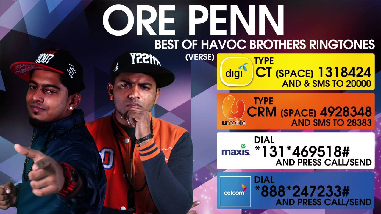 Ore Penn - Best of Havoc Brothers