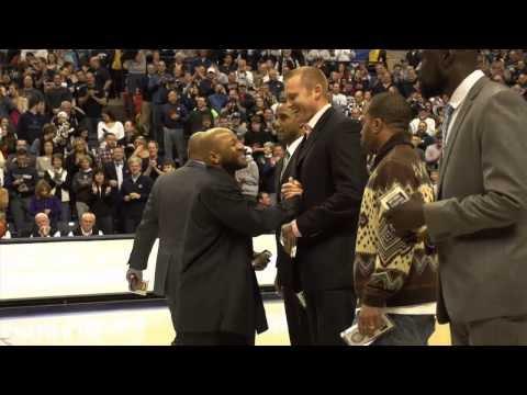 1999 UConn Basketball National Championship Team Honored