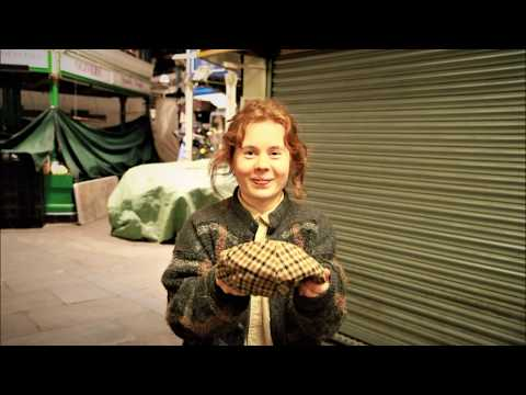 Oliver Twist @ Leeds Kirkgate Market