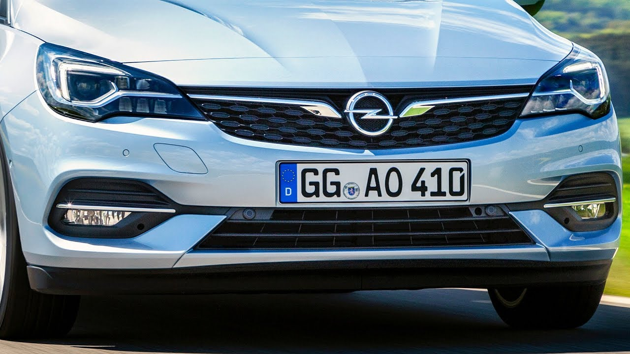 Opel Astra Facelift 2020 New Engines More Tech Exterior Interior Driving