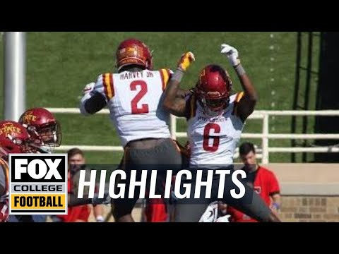 Iowa State vs Texas Tech | HIG iowa football