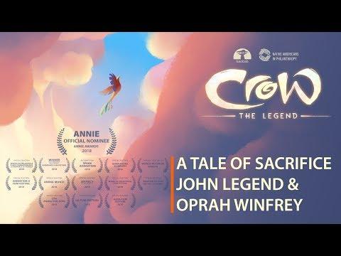 Crow: The Legend | A Tale of Sacrifice with John Legend & Oprah | Official Trailer [HD]
