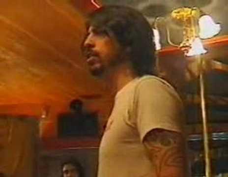 Jaz Coleman & Dave Grohl - On Studio 2003