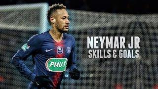 Neymar Jr - Deja Vu - Skills and Goals 2019