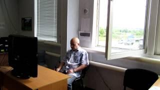 Разочарованный болельщик! Выкинул телевизор в окно!)))