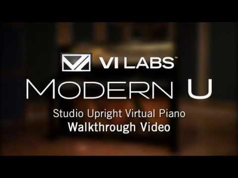 VI Labs Modern U - Walkthrough Video