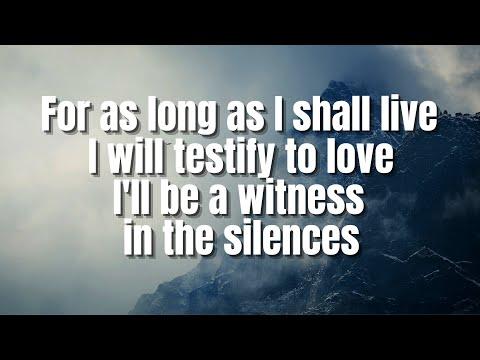 Testify To Love | Avalon