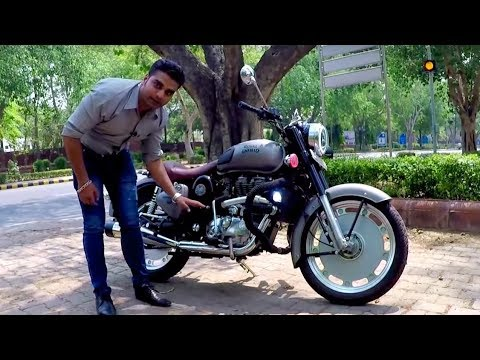 Bhp Vs Torque - Royal Enfield - King Indian