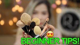 RƯ MAKEUP ♡ TIP DÙNG BỘ CỌ CƠ BẢN - 3CE Makeup Brushes For Beginners