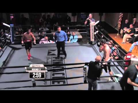 Pinnacle Boxing: Mark Daley vs. Roque Zapata