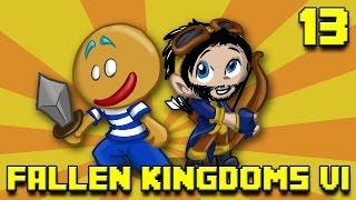 Minecraft - Fallen Kingdoms VI - Jour 13 LA DEPRIME