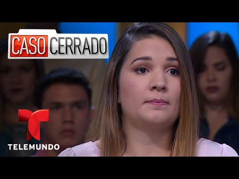 Caso Cerrado | Pregnant 12-Year-Old Refuses Termination | Telemundo English